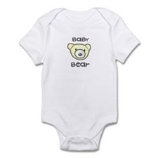 Babr Bear Infant Creeper