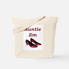 Cute Auntie Tote Bag