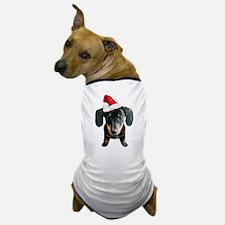 Dachshund_Xmas_001 Dog T-Shirt