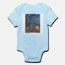 Dulac's Beauty & the Beast Infant Bodysuit