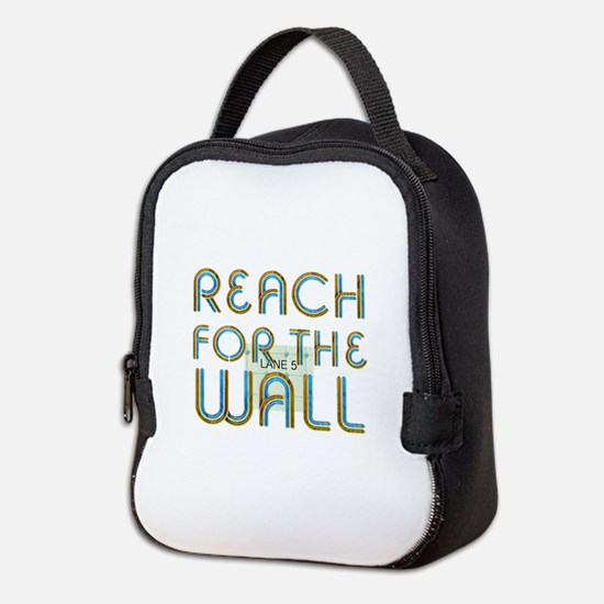 Swim Slogan Neoprene Lunch Bag