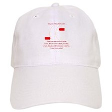 Weapons of Mass Destruction Baseball Cap