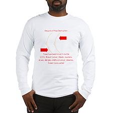 Weapons of Mass Destruction Long Sleeve T-Shirt