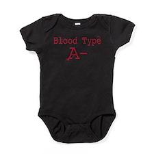 Blood Type A- Baby Bodysuit