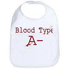 Blood Type A- Bib