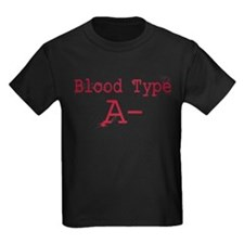 Blood Type A- T-Shirt