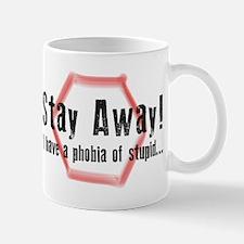 Stupid Phobia Mugs