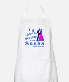 Dancing With Sasha Apron