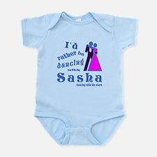 Dancing With Sasha Infant Bodysuit