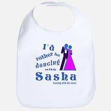Dancing With Sasha Bib