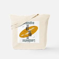 Land-Surveyor Tote Bag