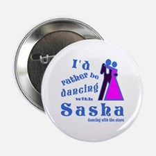 """Dancing With Sasha 2.25"""" Button (10 pack)"""