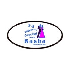 Dancing With Sasha Patches