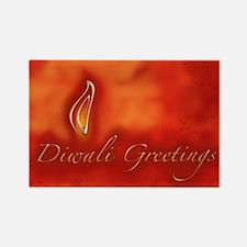 Diwali Light Greetings Magnets