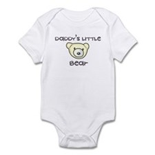 Daddy's Little Bear Infant Creeper