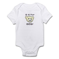 B is for Bear Infant Creeper