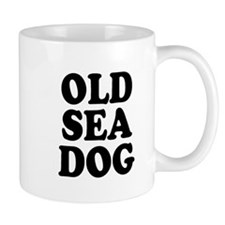 OLD SEA DOG Mugs