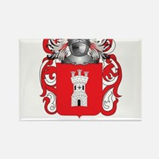 Toledo Family Crest (Coat of Arms) Magnets