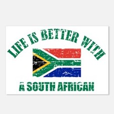 Life is better with a South African Postcards (Pac