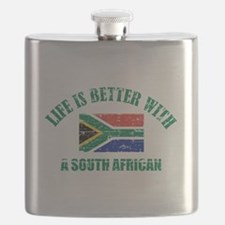 Life is better with a South African Flask