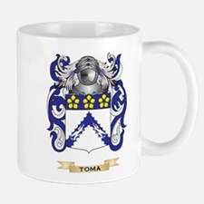 Toma Family Crest (Coat of Arms) Mugs