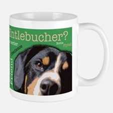 Got Entlebucher? Woof Cloud Mug