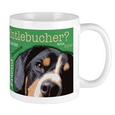 Got Entlebucher? Woof Cloud Small Mug