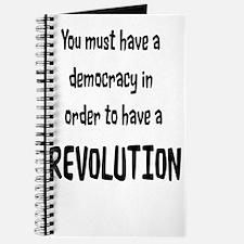 Democratic Revolution Journal
