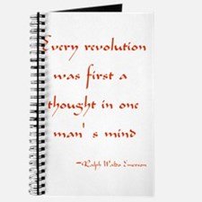 Every Revolution Journal