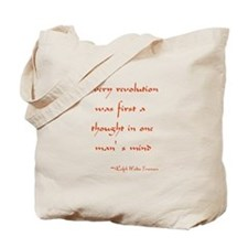 Every Revolution Tote Bag
