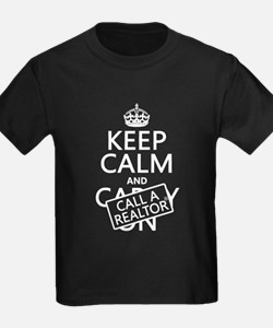 Keep Calm and Call A Realtor T