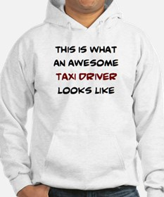 awesome taxi driver Hoodie