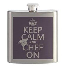 Keep Calm and Chef On Flask