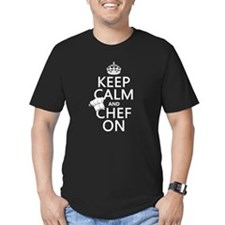 Keep Calm and Chef On T