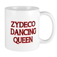 Zydeco Dancing Queen Mugs