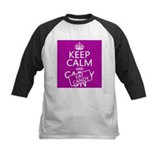 Keep Calm and Eat Candy Tee