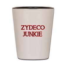 ZYDECO JUNKIE Shot Glass