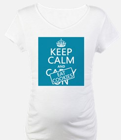 Keep Calm and Eat Cookies Shirt
