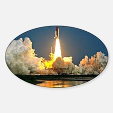 Cape Canaveral Launch Pad Decal