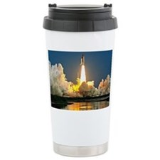 Cape Canaveral Launch Pad Travel Mug