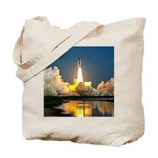 Cape Canaveral Launch Pad Tote Bag