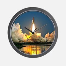 Cape Canaveral Launch Pad Wall Clock