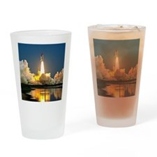 Cape Canaveral Launch Pad Drinking Glass