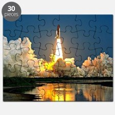 Cape Canaveral Launch Pad Puzzle