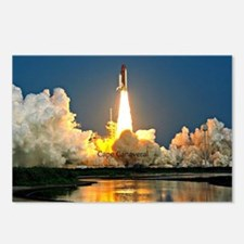 Cape Canaveral Launch Pad Postcards (Package of 8)