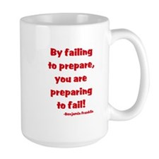 Failing to prepare Mugs