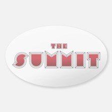 The Summit - Clear Decal