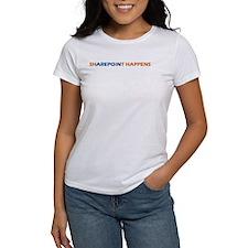 SharePoint Happens T-Shirt