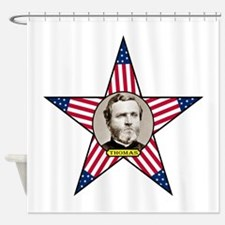 George Thomas Shower Curtain