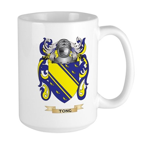 Tong Family Crest (Coat of Arms) Mugs